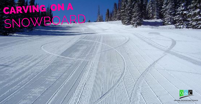 Snowboard Carving – How to do it!