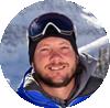 Snowboarding person feedback