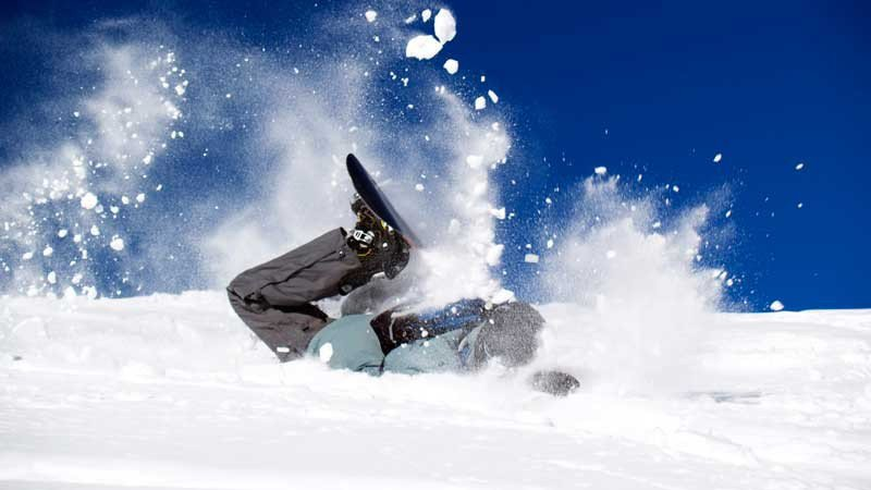 what to expect snowboarding on your first day