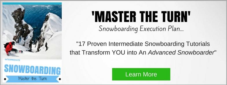 losing control on a snowboard