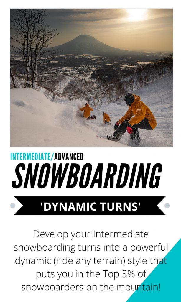 Advanced snowboarding tutorials