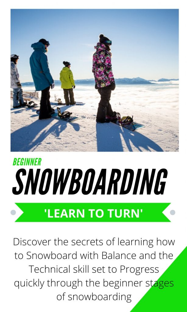 Beginner Snowboarding tutorials