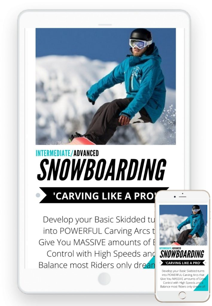 Carving-snowboarding-lessons-online