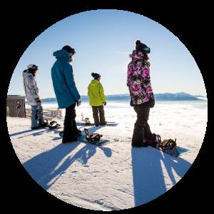 beginner snowboarding tutorials