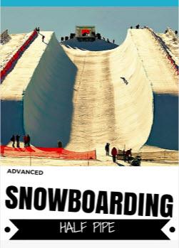 Halfpipe snowboard tutorials
