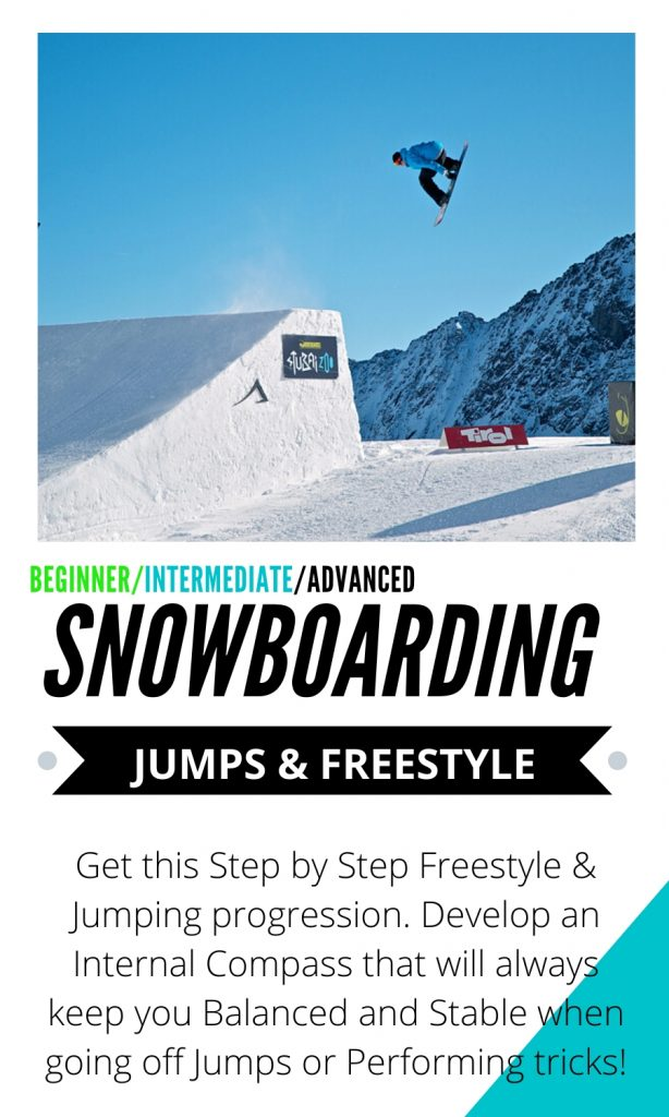 Freestyle and jibbing snowboarding tutorials