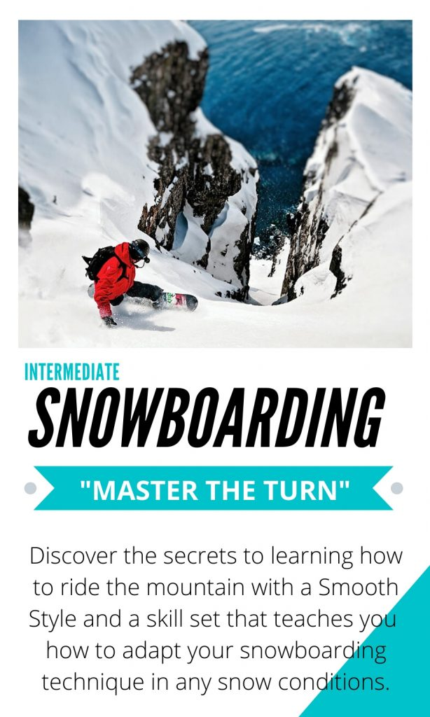 INTERMEDIATE snowboarding tutorials