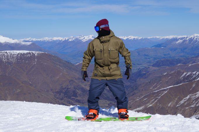 Cowboy snowboard stance intermediate snowboarding technique