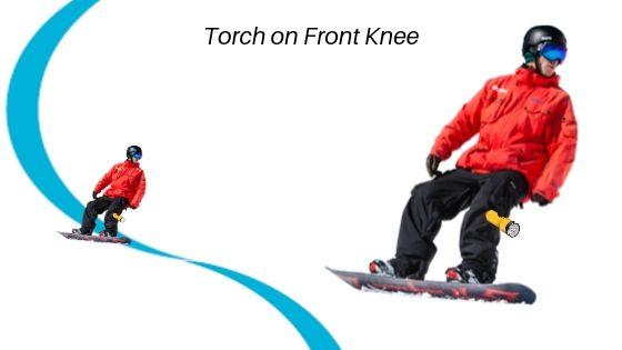 Advanced snowboarding exercises