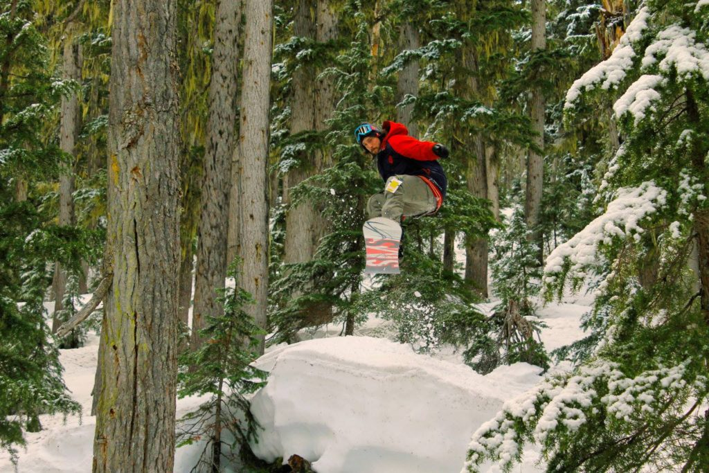 jumping snowboard tutorials
