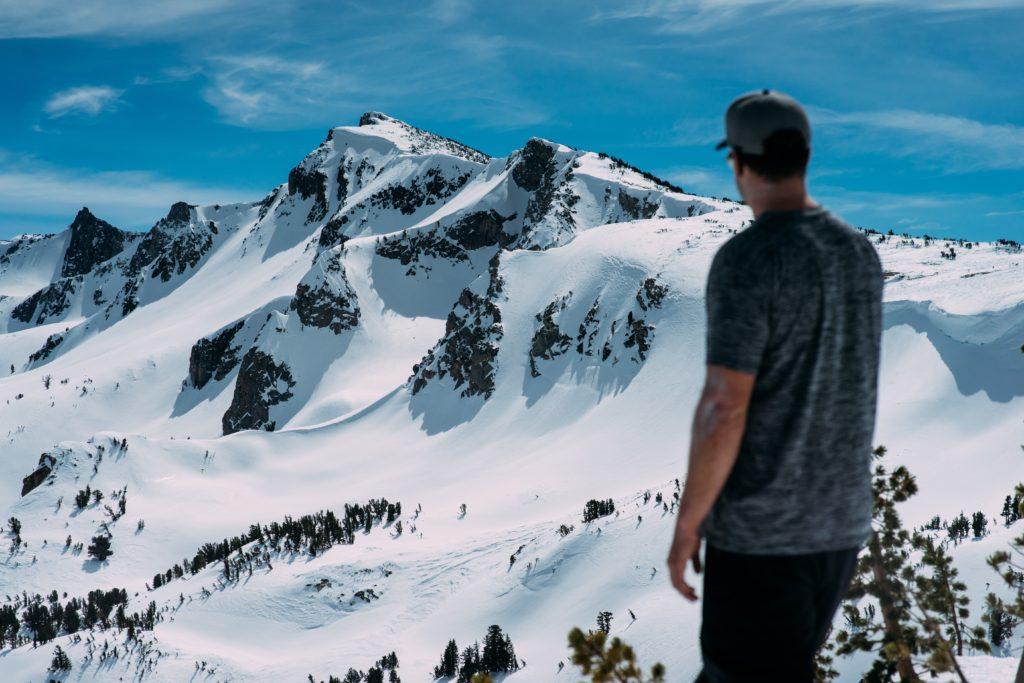 visualization snowboarding technique